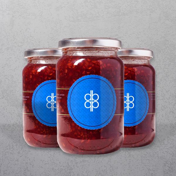 Apprintable Transparent Polypropylene Labels